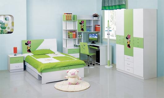 Elige el color del cuarto de tu hijo segun su personalidad - Habitacion para 2 ninos ...