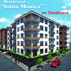 Residencial Santa Monica en Yanahuara