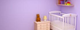 Consejos para decorar el cuarto del bebe